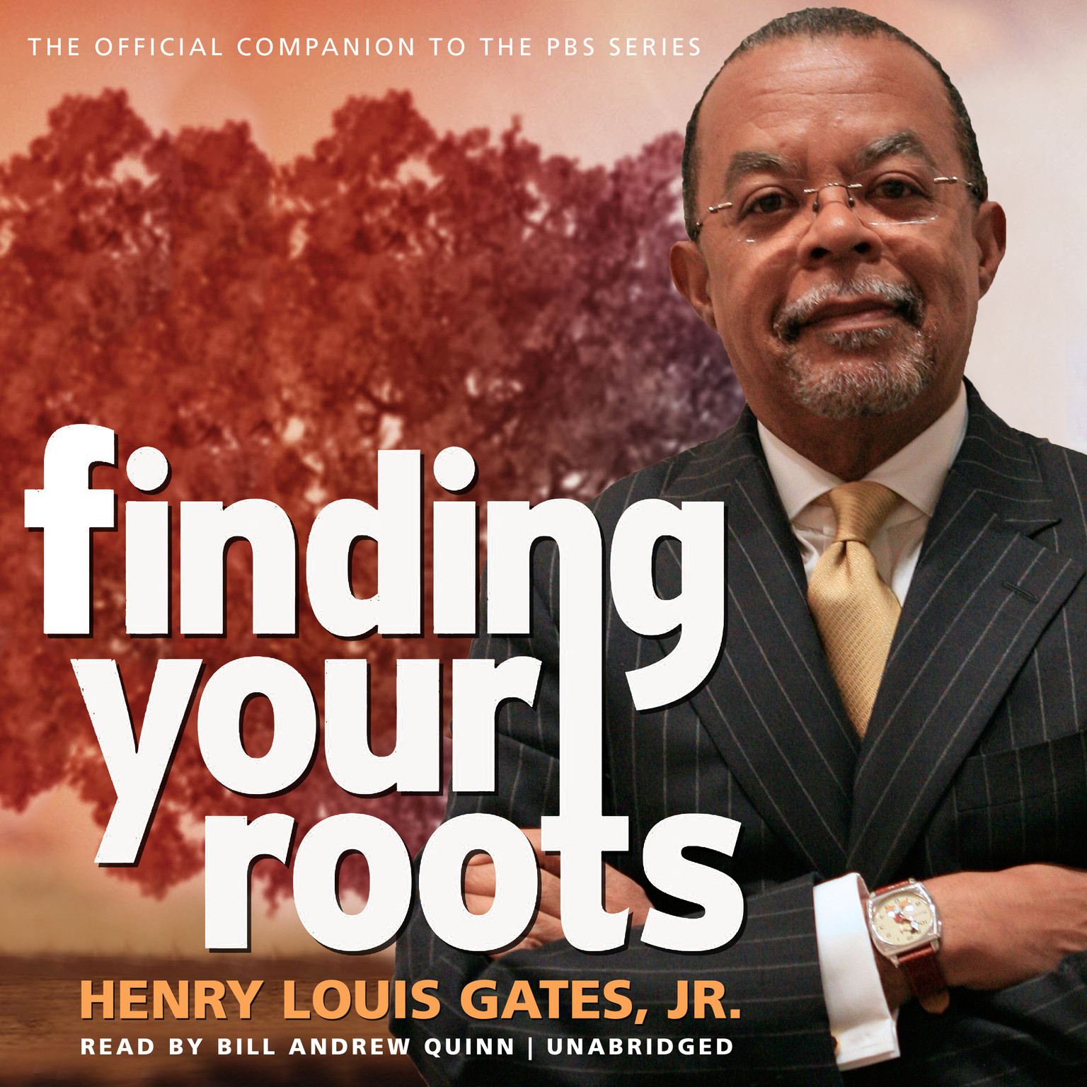 Printable Finding Your Roots: The Official Companion to the PBS Series Audiobook Cover Art