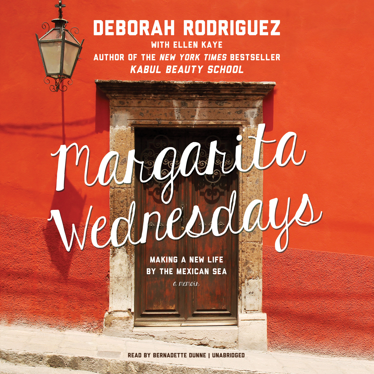 Printable Margarita Wednesdays: Making a New Life by the Mexican Sea Audiobook Cover Art