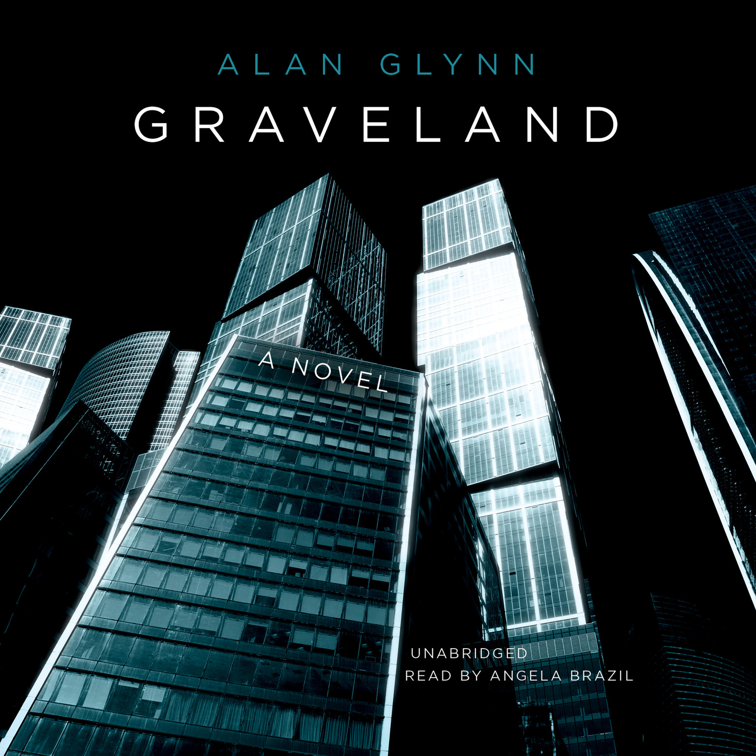 Printable Graveland: A Novel Audiobook Cover Art