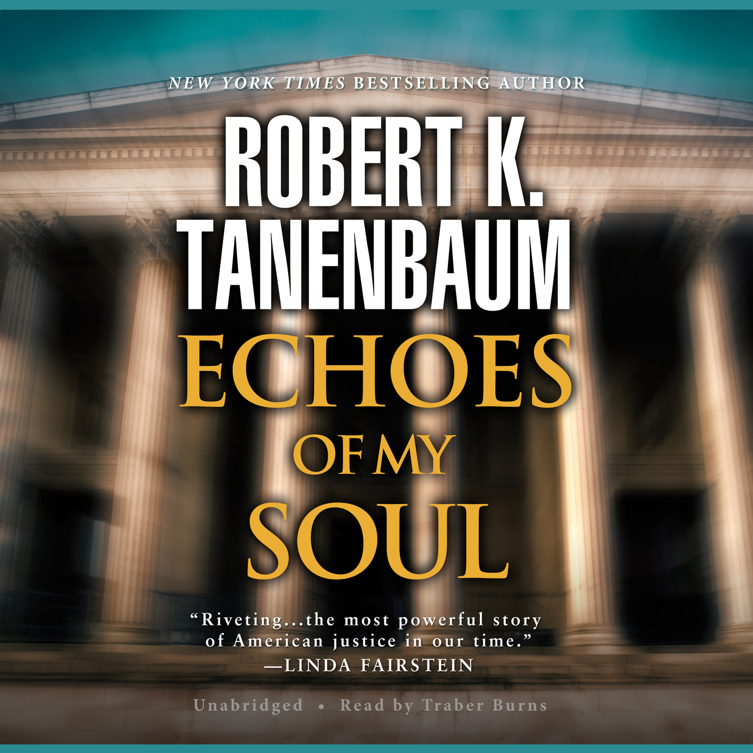 Printable Echoes of My Soul Audiobook Cover Art