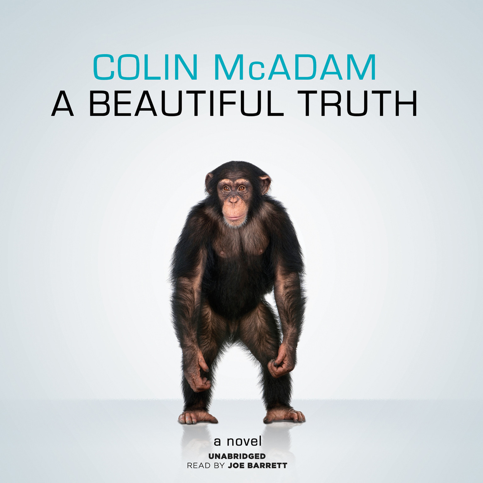 Printable A Beautiful Truth Audiobook Cover Art