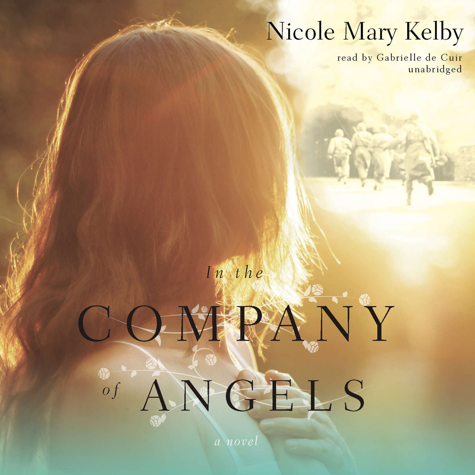 Printable In the Company of Angels: A Novel Audiobook Cover Art