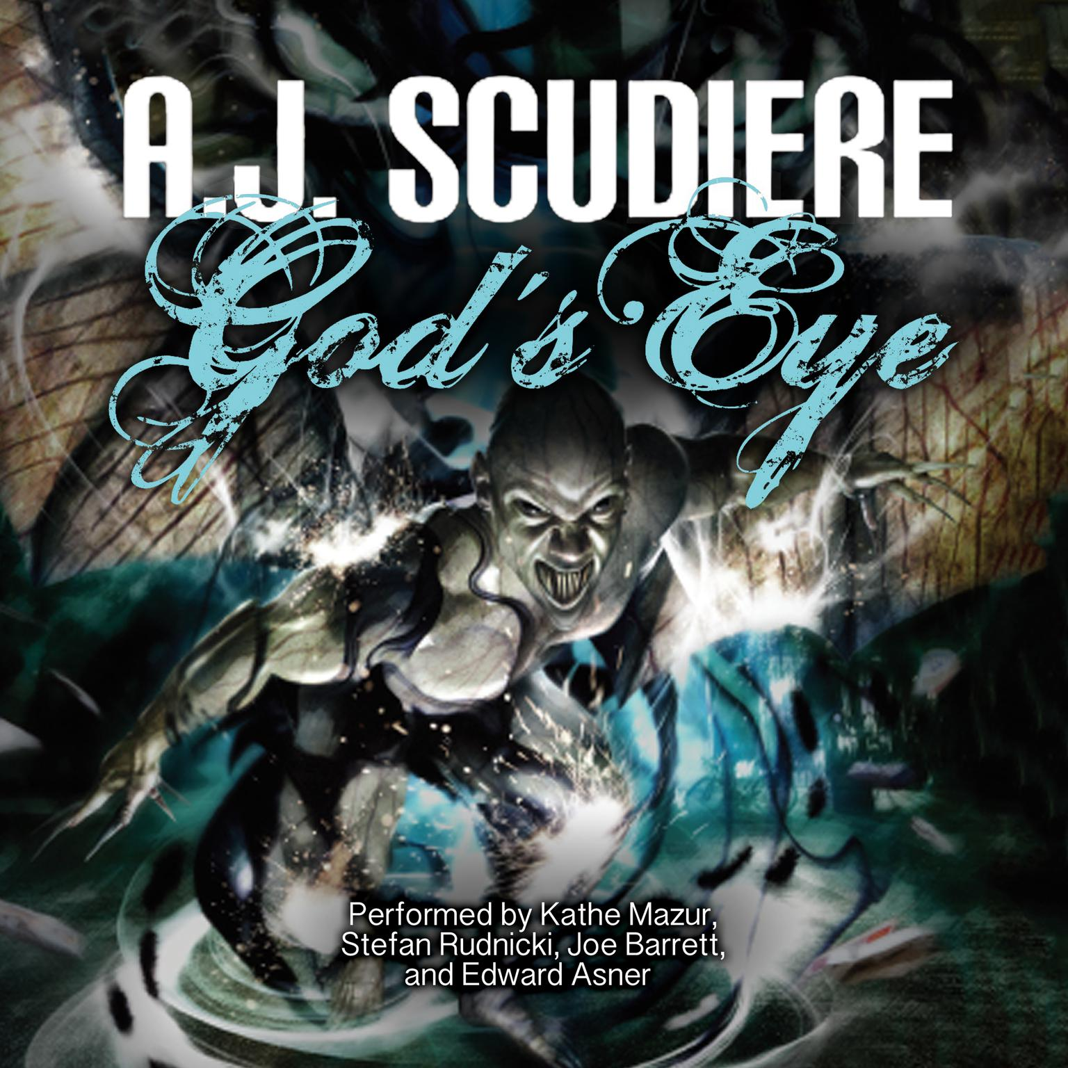 Printable God's Eye Audiobook Cover Art