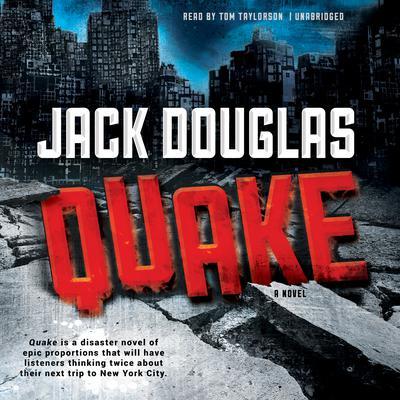 Quake Audiobook, by Jack Douglas