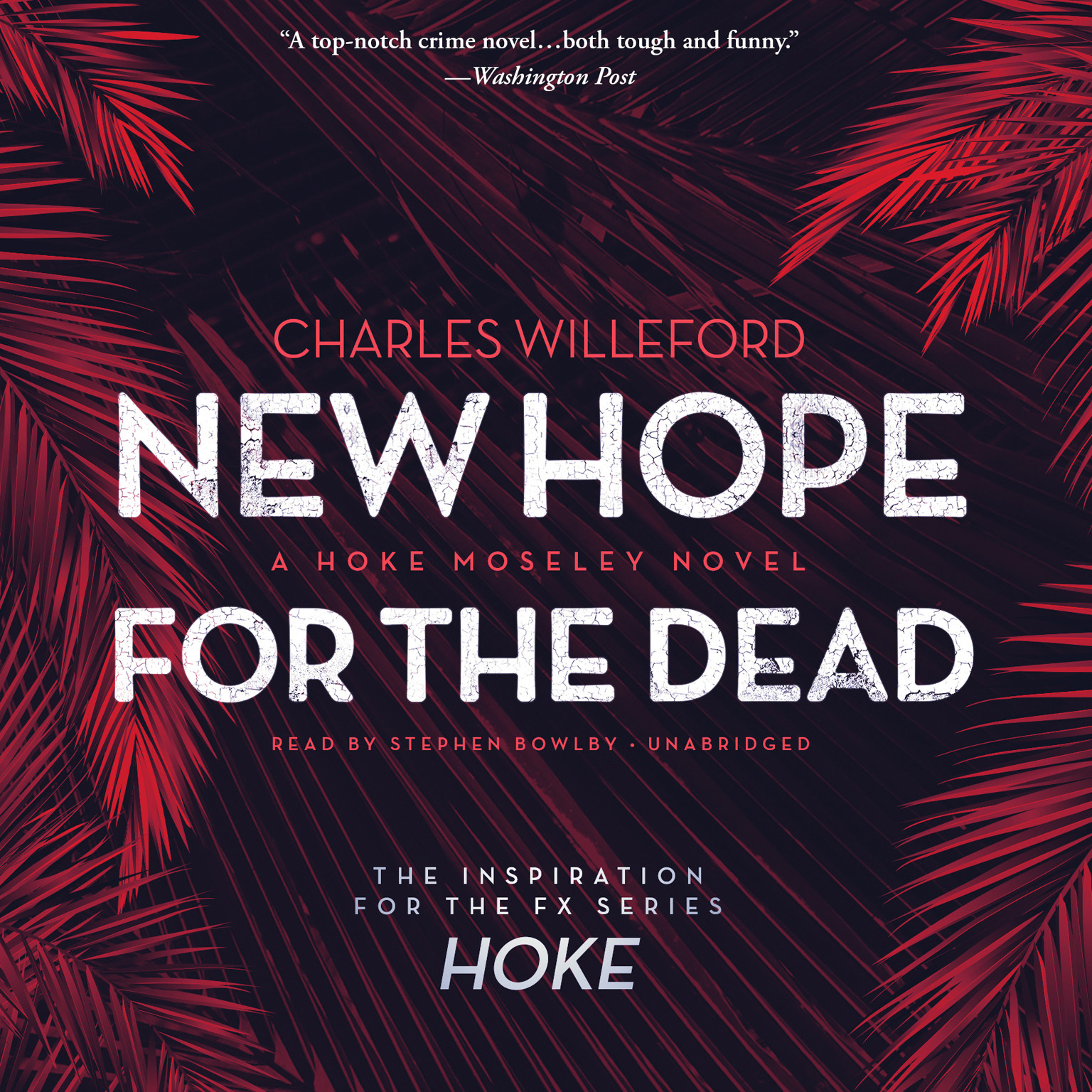 Printable New Hope for the Dead: A Novel Audiobook Cover Art