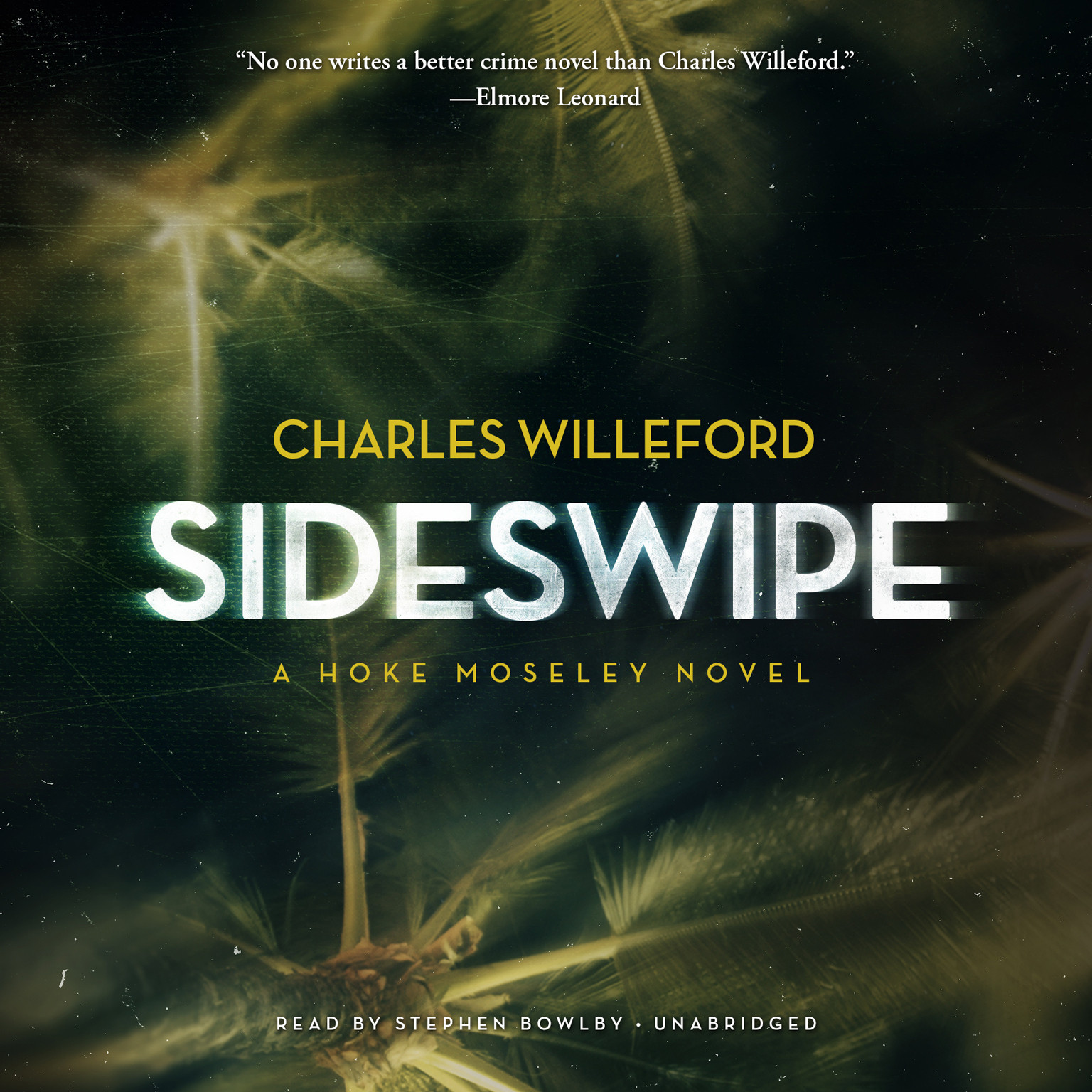 Printable Sideswipe: A Novel Audiobook Cover Art