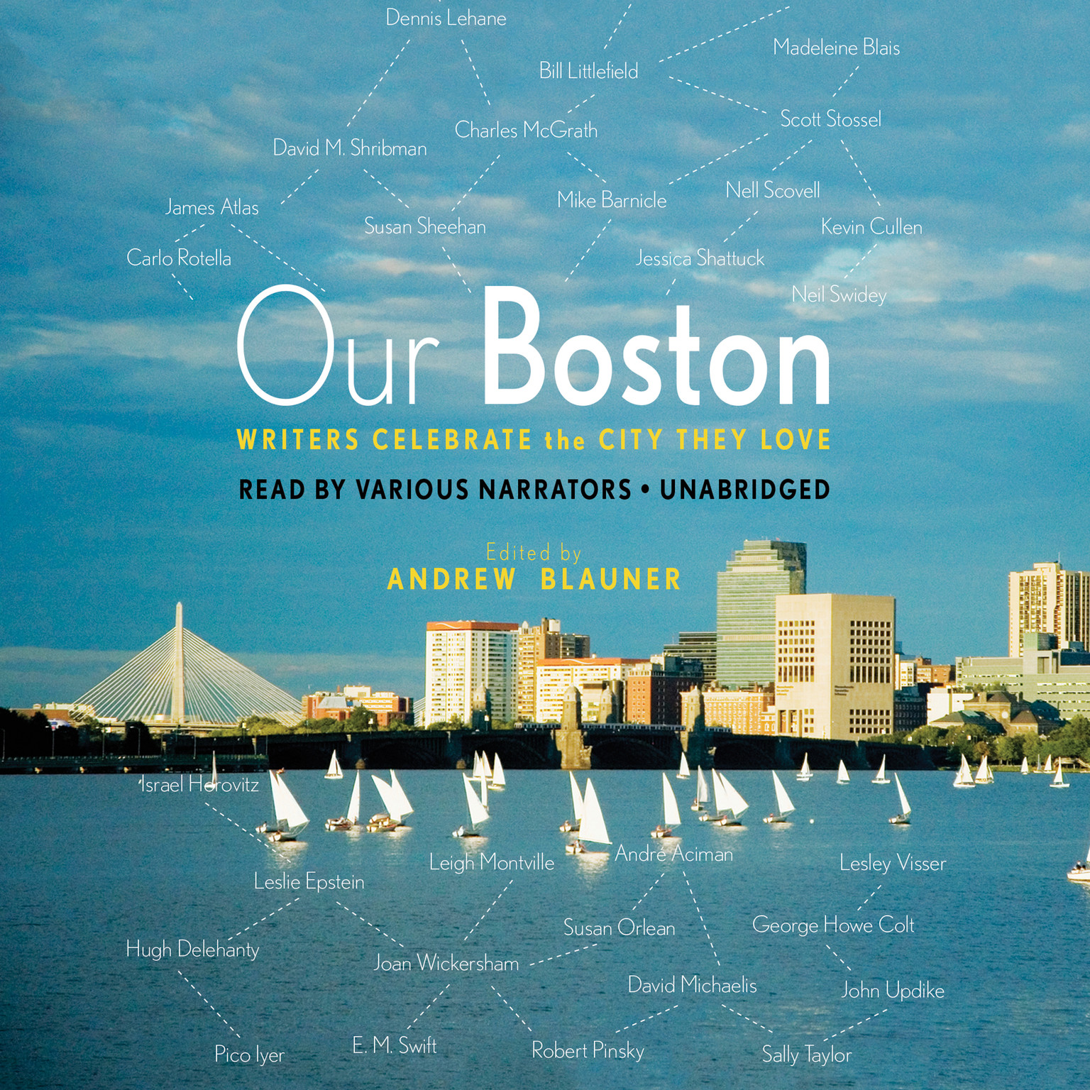 Printable Our Boston: Writers Celebrate the City They Love Audiobook Cover Art