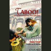 Taboo!: The Hidden Culture of a Red Light Area Audiobook, by Fouzia Saeed