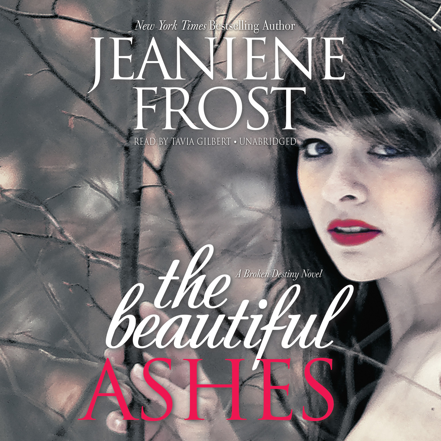 Printable The Beautiful Ashes: A Broken Destiny Novel Audiobook Cover Art