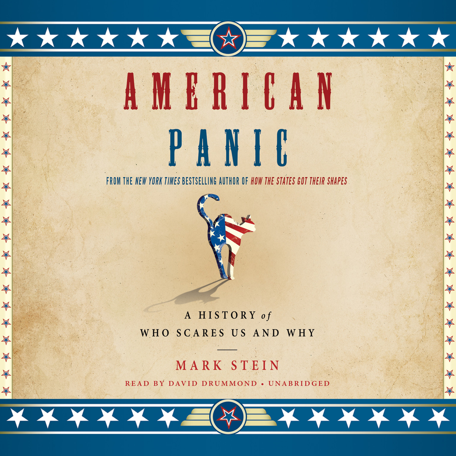 Printable American Panic: A History of Who Scares Us and Why Audiobook Cover Art