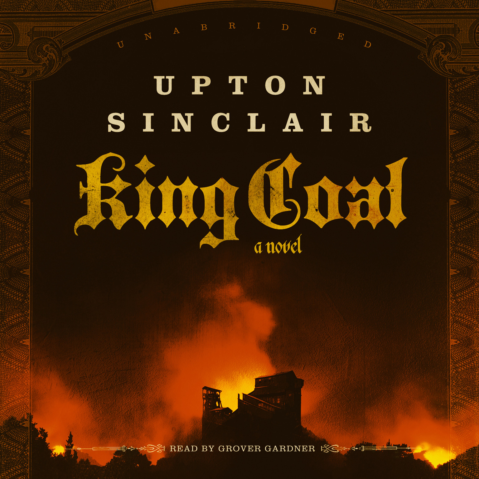 Printable King Coal: A Novel Audiobook Cover Art
