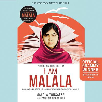 I Am Malala, Young Reader's Edition: How One Girl Stood Up for Education and Changed the World (Young Readers Edition) Audiobook, by Malala Yousafzai