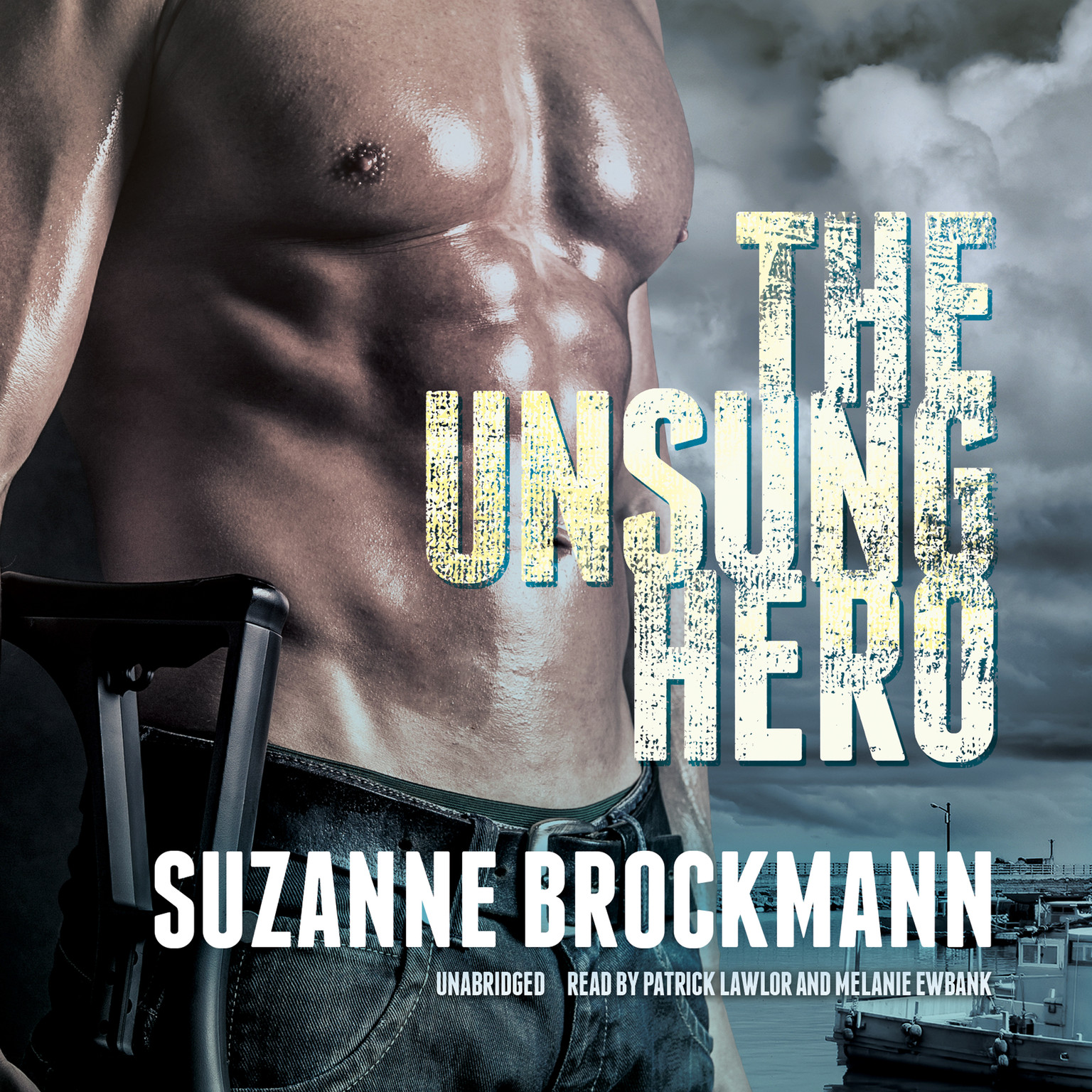 Printable The Unsung Hero Audiobook Cover Art