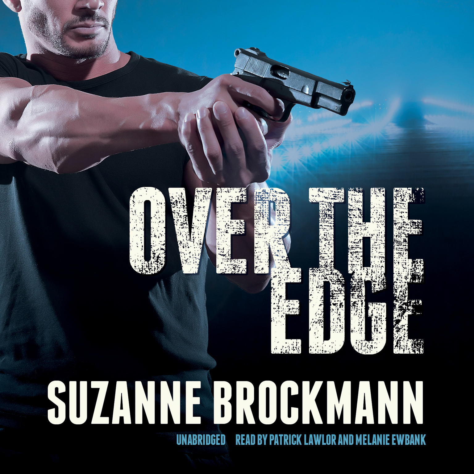 Printable Over the Edge Audiobook Cover Art