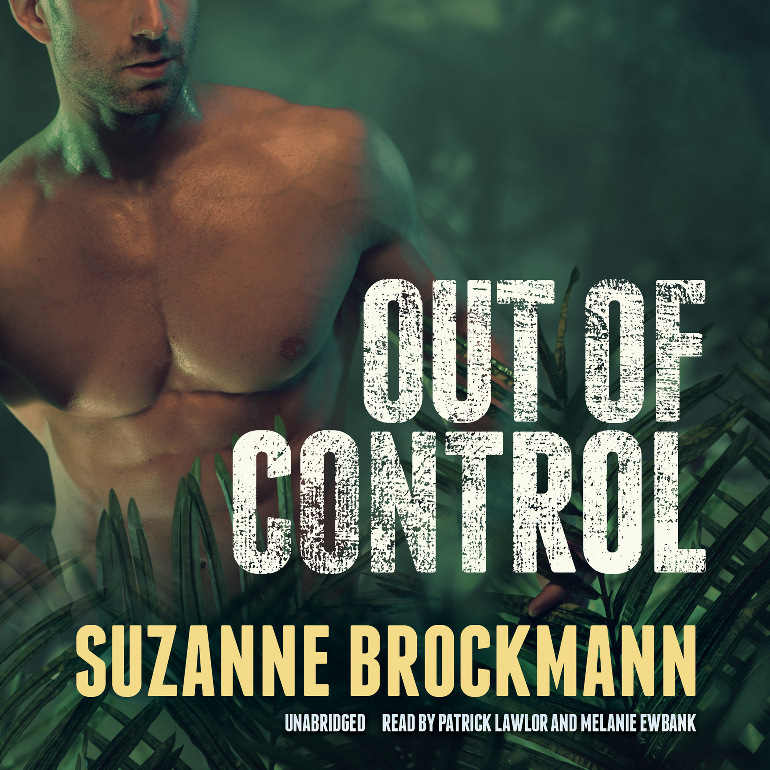 Printable Out of Control Audiobook Cover Art