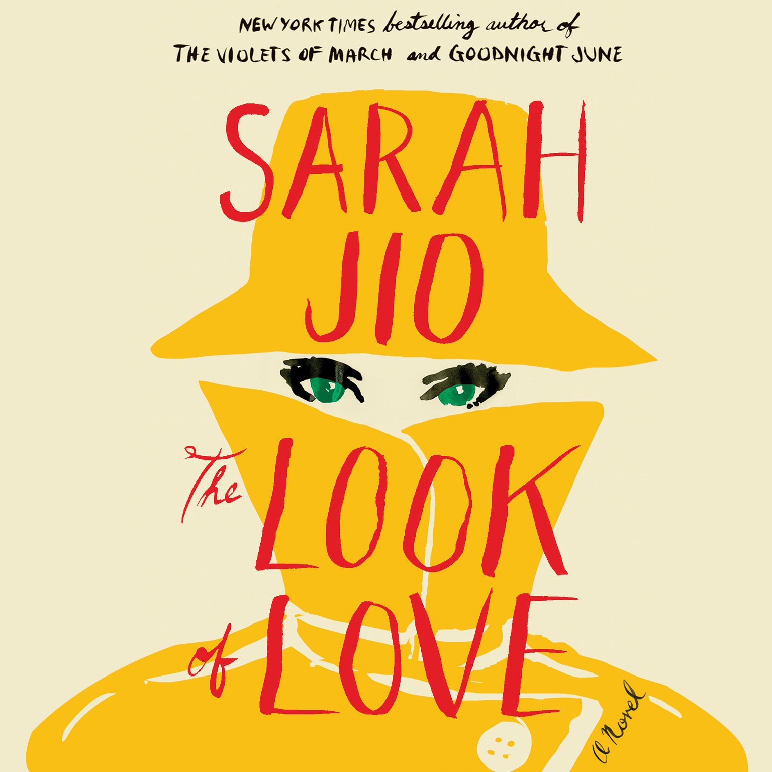 Printable The Look of Love: A Novel Audiobook Cover Art