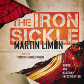 The Iron Sickle Audiobook, by Martin Limón