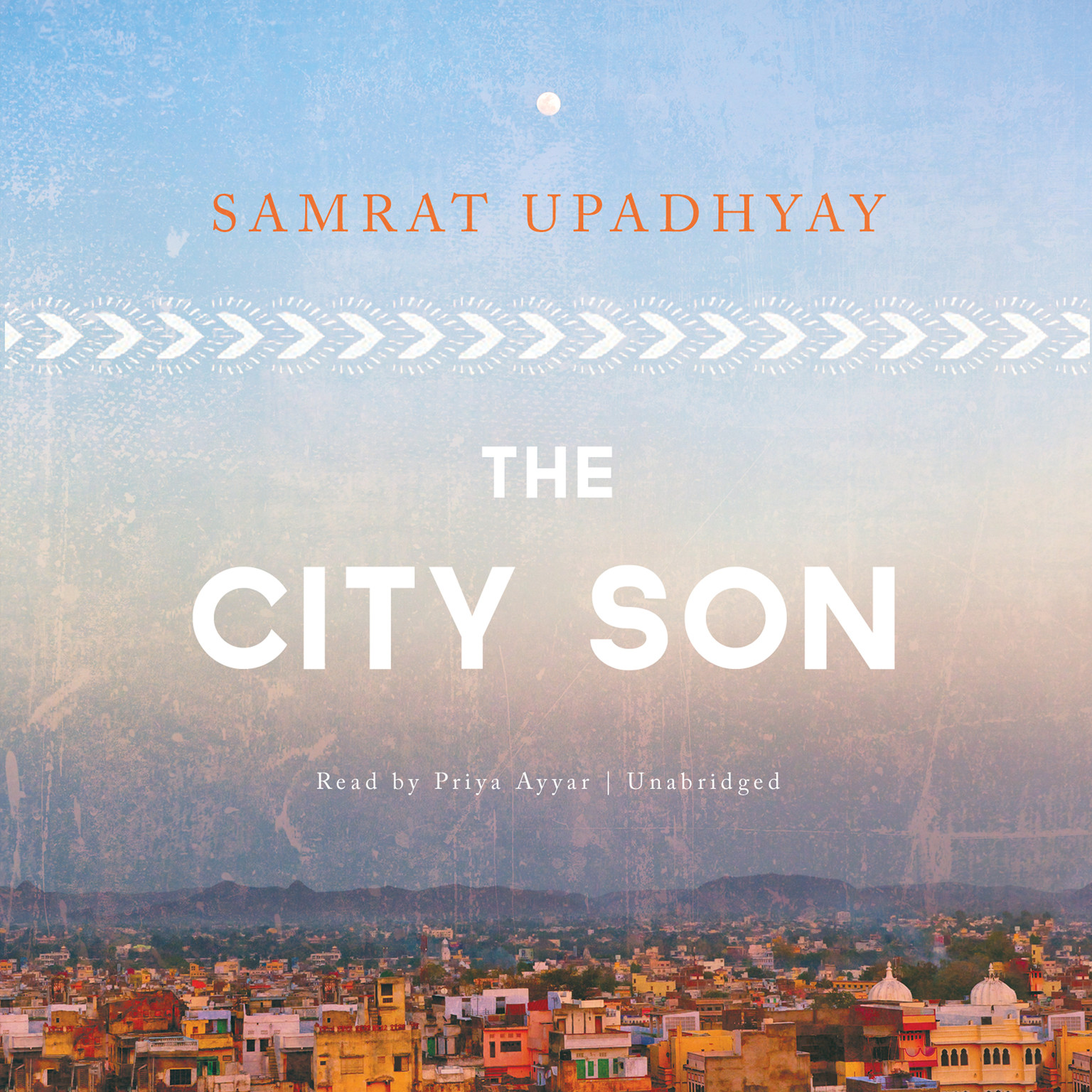 Printable The City Son Audiobook Cover Art