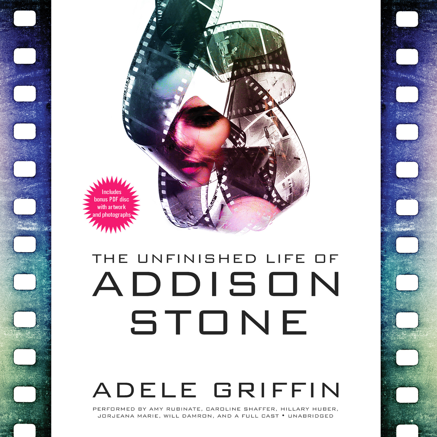 Printable The Unfinished Life of Addison Stone Audiobook Cover Art