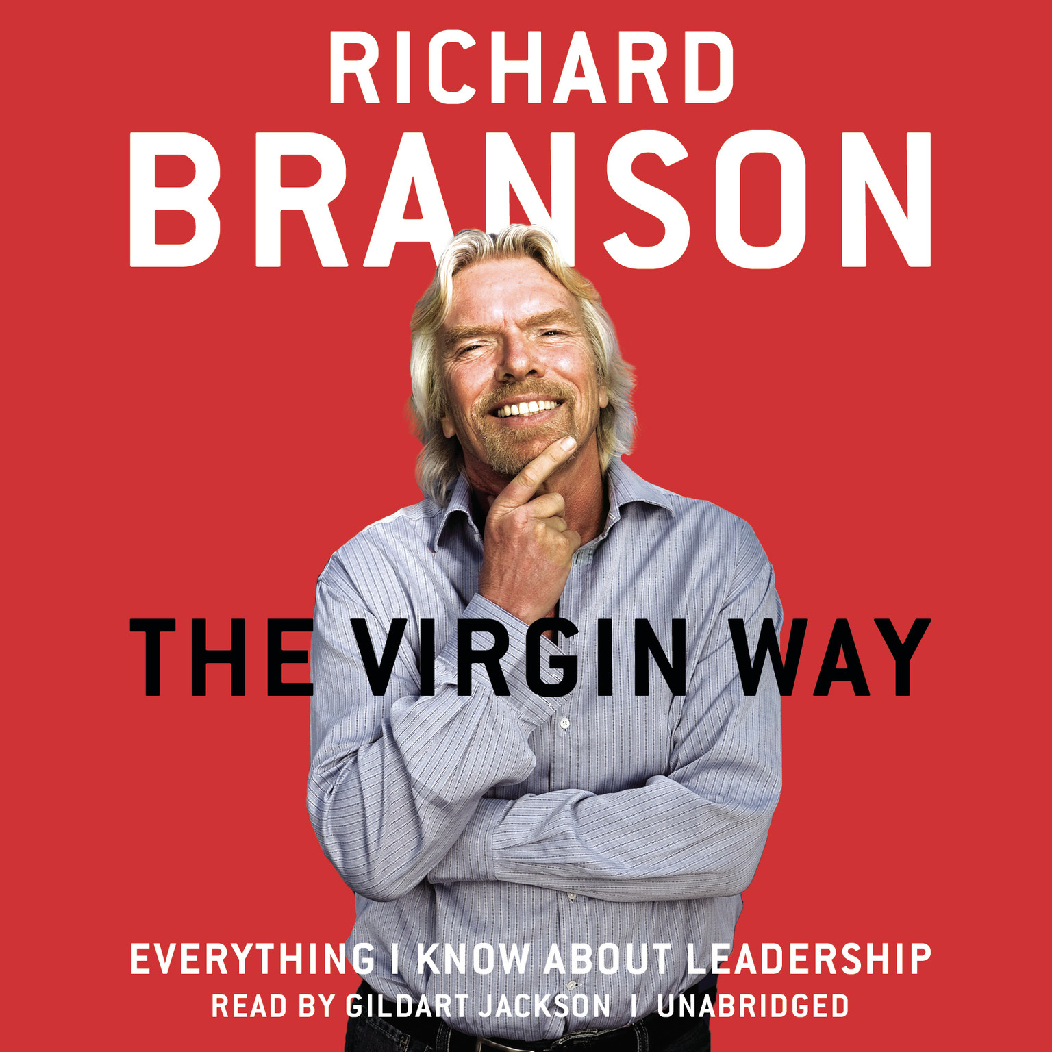 Printable The Virgin Way: Everything I Know about Leadership Audiobook Cover Art