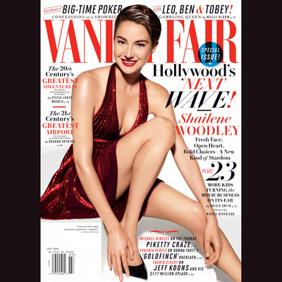 Vanity Fair: July 2014 Issue Audiobook, by Author Info Added Soon
