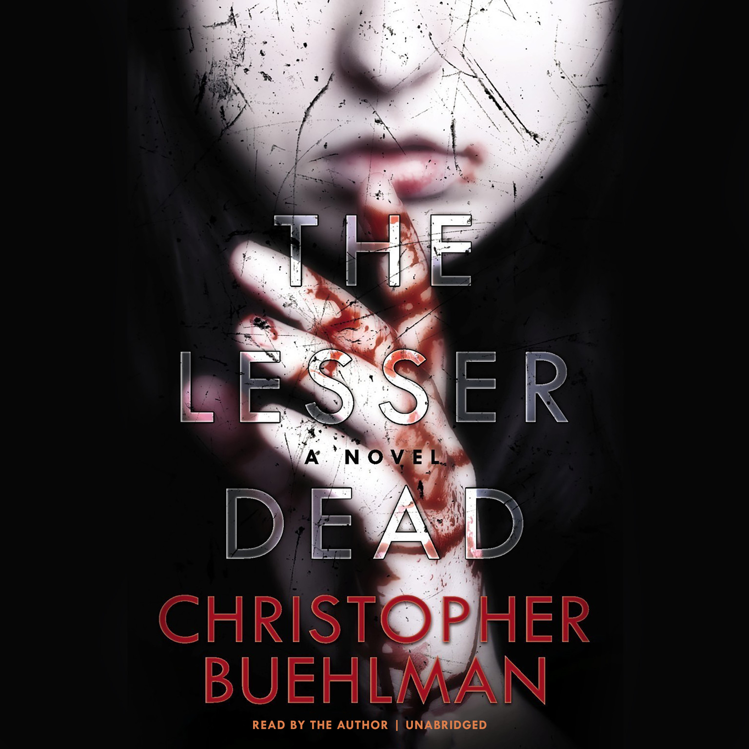 Printable The Lesser Dead Audiobook Cover Art