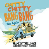 Chitty Chitty Bang Bang Flies Again, by Frank Cottrell Boyce