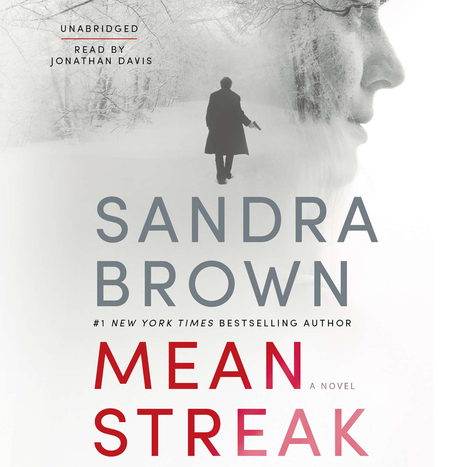 Printable Mean Streak Audiobook Cover Art