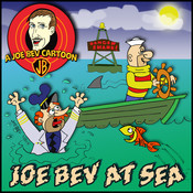 Joe Bev at Sea: A Joe Bev Cartoon Collection, Volume 2, by Joe Bevilacqua, Charles Dawson Butler, Pedro Pablo Sacristán