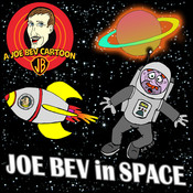 Joe Bev in Outer Space: A Joe Bev Cartoon Collection, Volume 5, by Joe Bevilacqua, Carl Memling, Pedro Pablo Sacristán