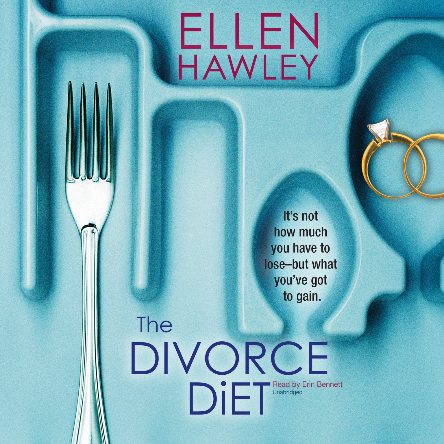 Printable The Divorce Diet Audiobook Cover Art