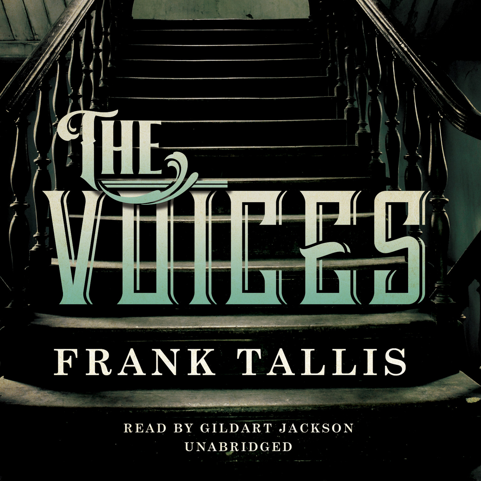 Printable The Voices Audiobook Cover Art