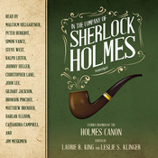 In the Company of Sherlock Holmes: Stories Inspired by the Holmes Canon Audiobook, by Laurie R. King, Leslie S. Klinger
