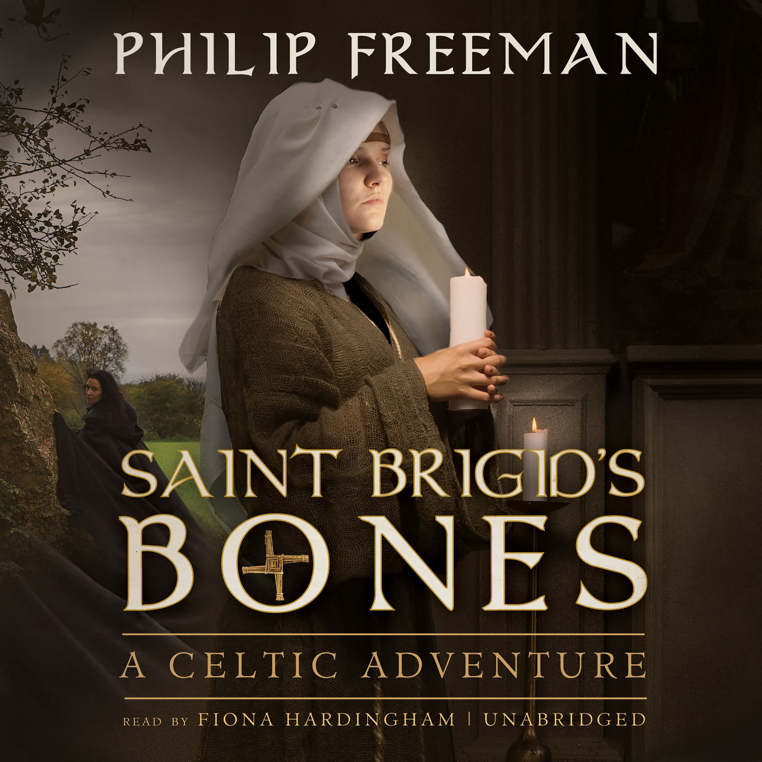 Printable Saint Brigid's Bones: A Celtic Adventure Audiobook Cover Art