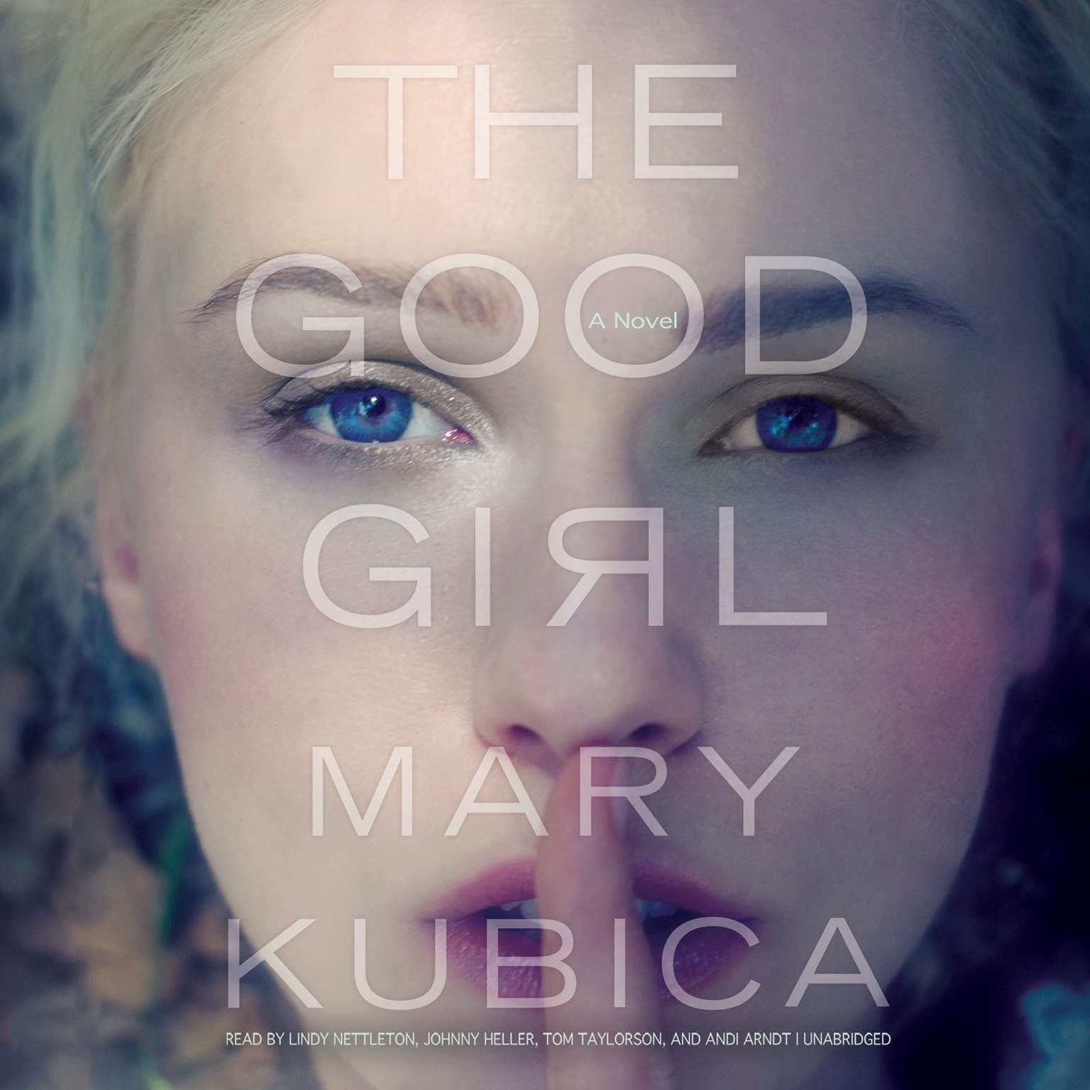 Printable The Good Girl Audiobook Cover Art
