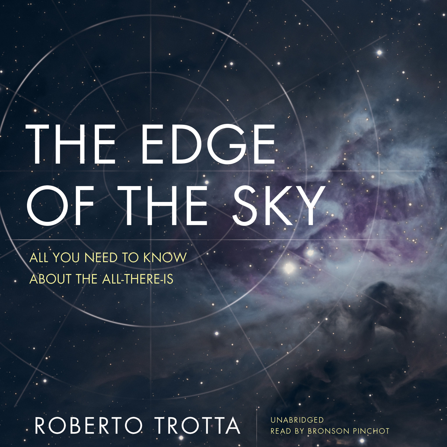 Printable The Edge of the Sky: All You Need to Know about the All-There-Is Audiobook Cover Art