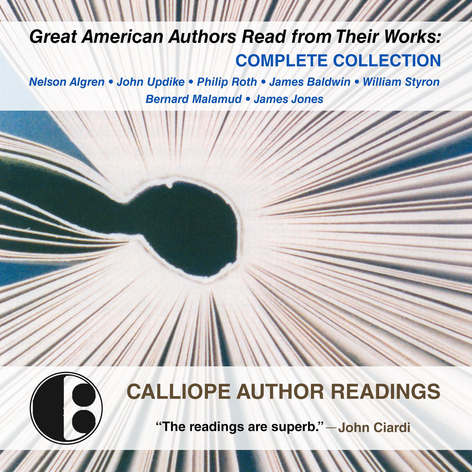 Great American Authors Read from Their Works: Complete Collection Audiobook, by John Updike
