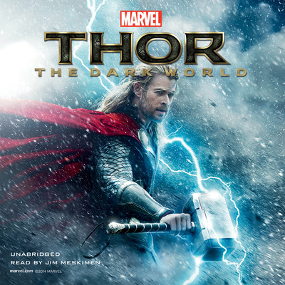 Marvel's Thor: The Dark World Audiobook, by Author Info Added Soon