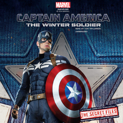 Marvel's Captain America: The Winter Soldier: The Secret Files Audiobook, by Author Info Added Soon