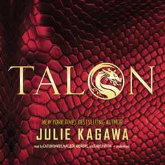 Talon Audiobook, by Julie Kagawa