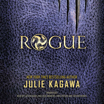 Rogue Audiobook, by Julie Kagawa
