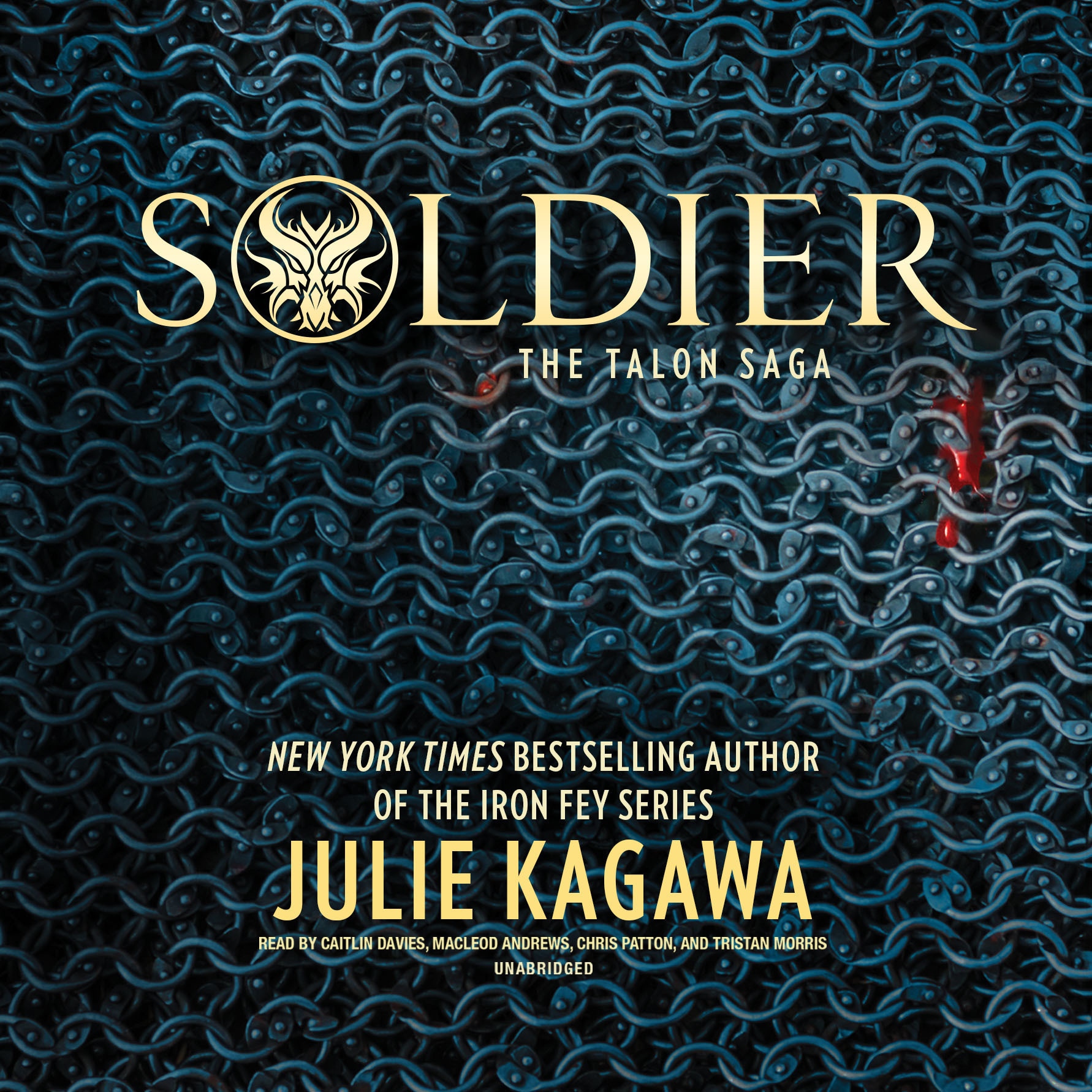 Printable Soldier Audiobook Cover Art