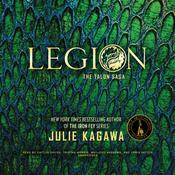 Legion Audiobook, by Julie Kagawa