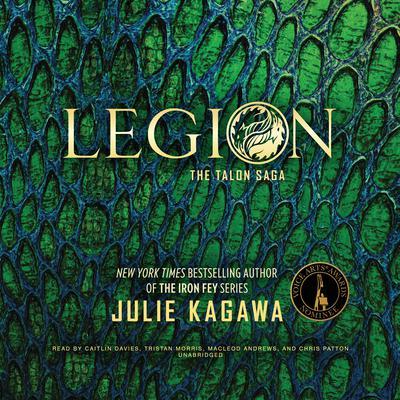 Legion Audiobook, by Julie Kagawa