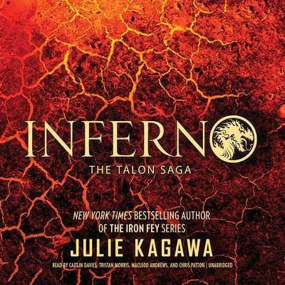 Inferno Audiobook, by Julie Kagawa