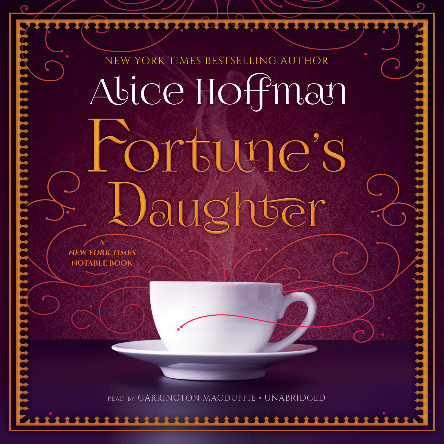 Printable Fortune's Daughter Audiobook Cover Art