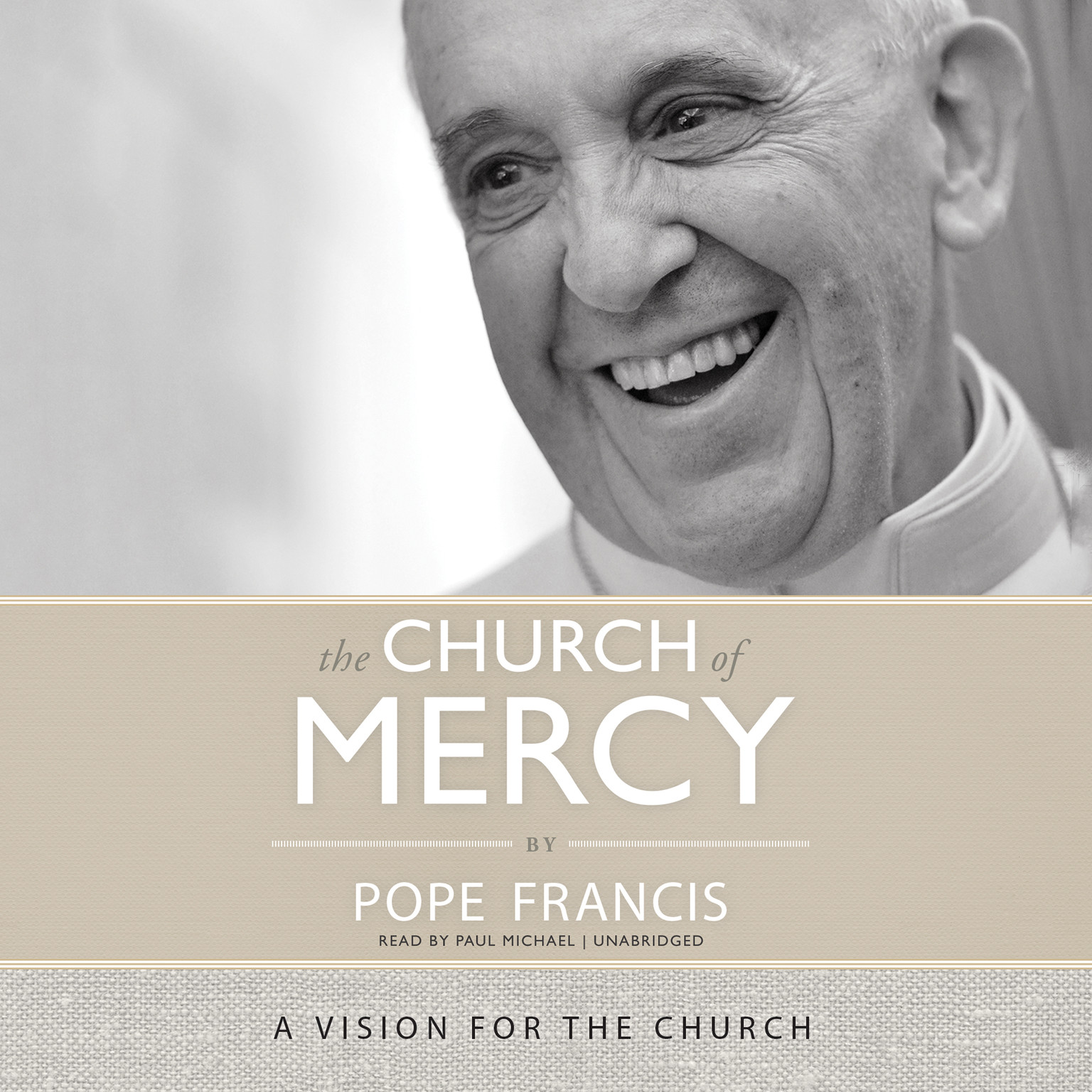 Printable The Church of Mercy: A Vision for the Church Audiobook Cover Art