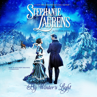 By Winter's Light: A Cynster Novel Audiobook, by Stephanie Laurens