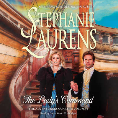 The Lady's Command Audiobook, by Stephanie Laurens