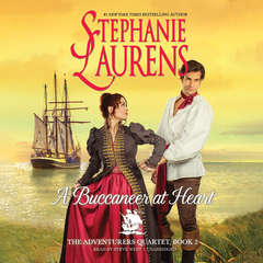 A Buccaneer at Heart Audiobook, by Stephanie Laurens